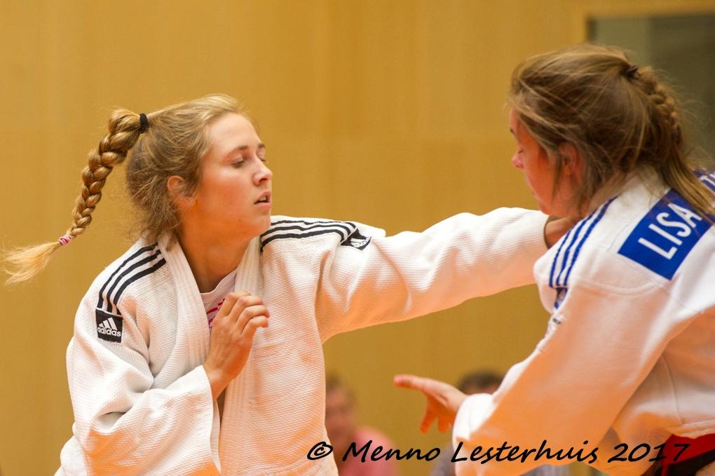 Fotoverslag Groot Nederlands Studentenkampioenschap Judo