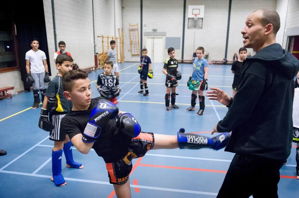 In de Hambaken Gym vinden jongeren weer toekomstperspectief