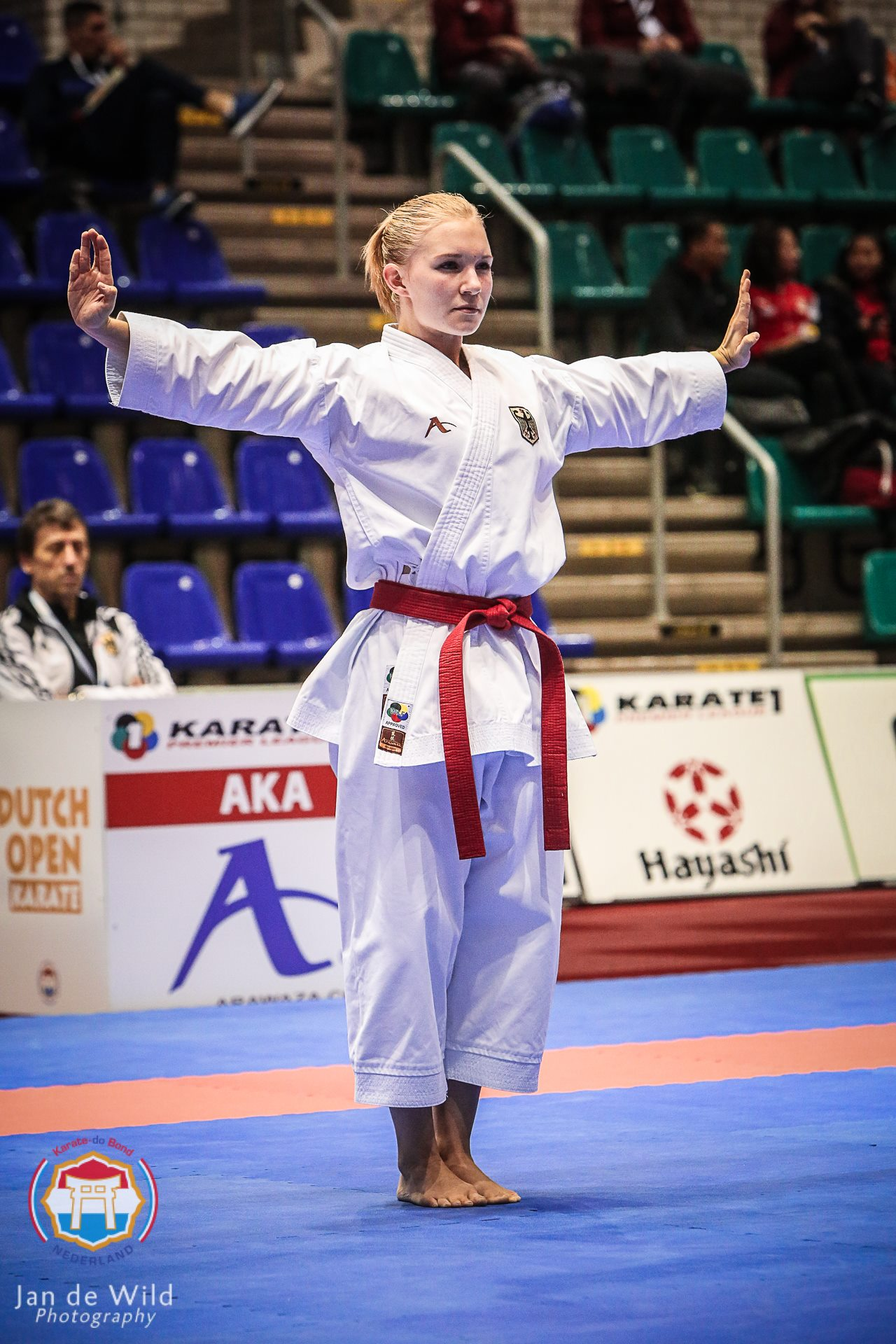 Foto album Karate1 Premier League 2018 (Rotterdam)