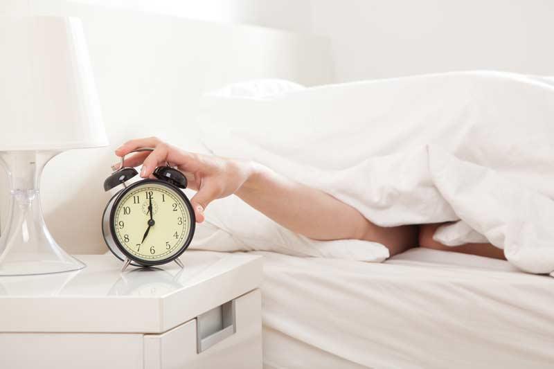 Het belang van een goede, regelmatige slaap