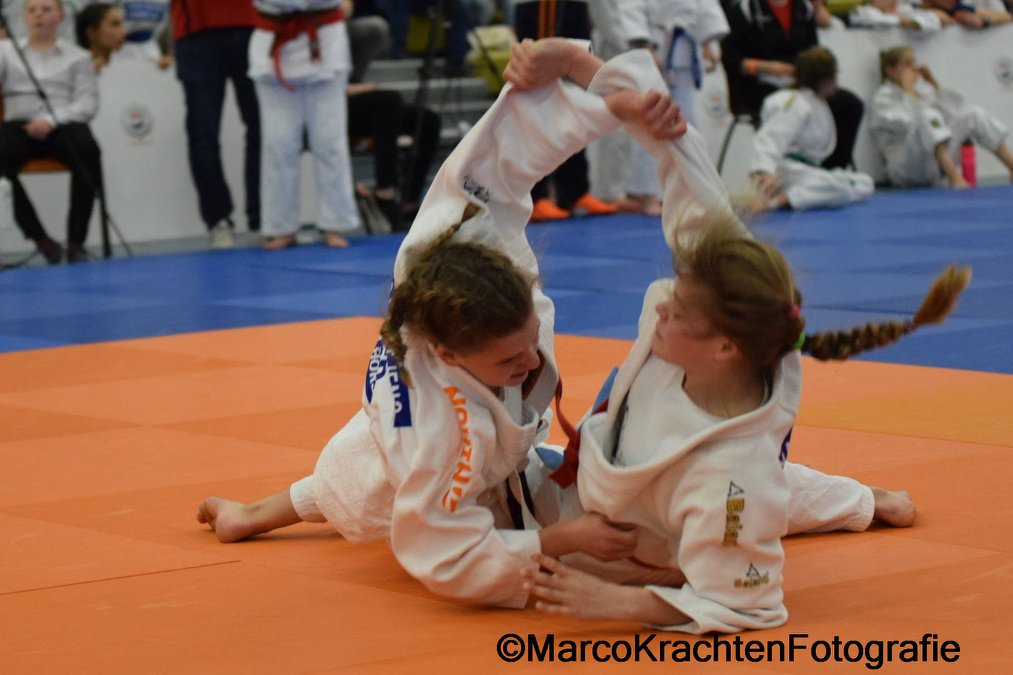 Uitgebreide fotoreportage NK Judo -15 (Leek) 2018