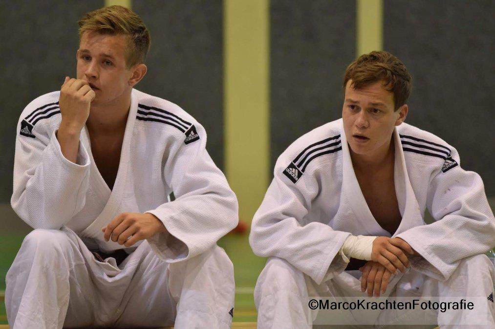 Uitgebreide fotoreportage Nederlands Studenten Kampioenschap Judo 2018