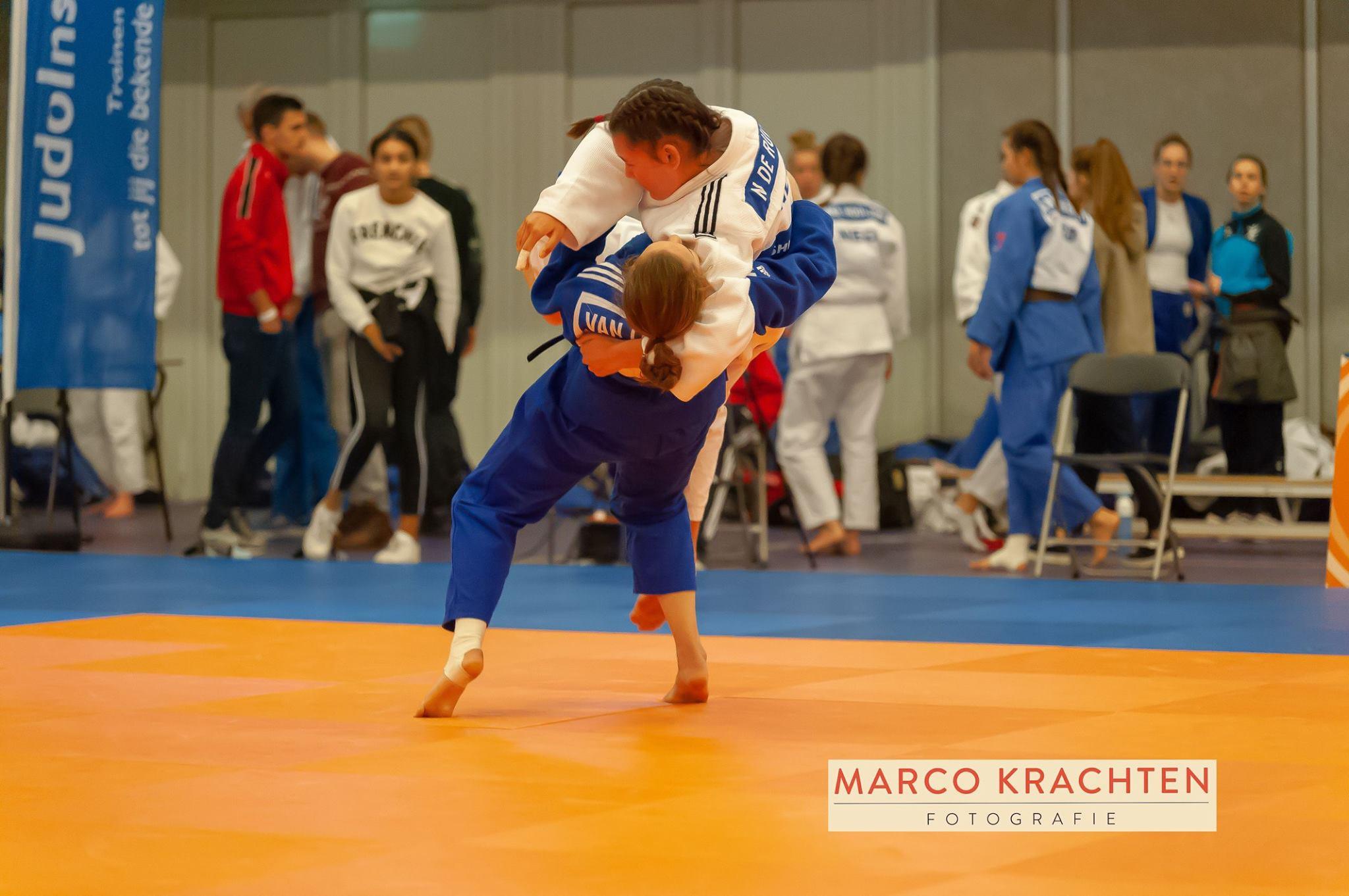 Uitgebreide fotoreportage Open Twents Judokampioenschap 2018