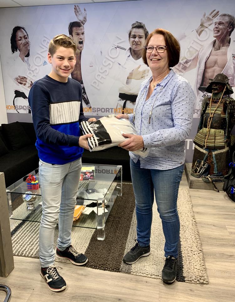 "Yordi van Lieshout wint regionale ""Jan Wetzer Stimuleringsprijs"""