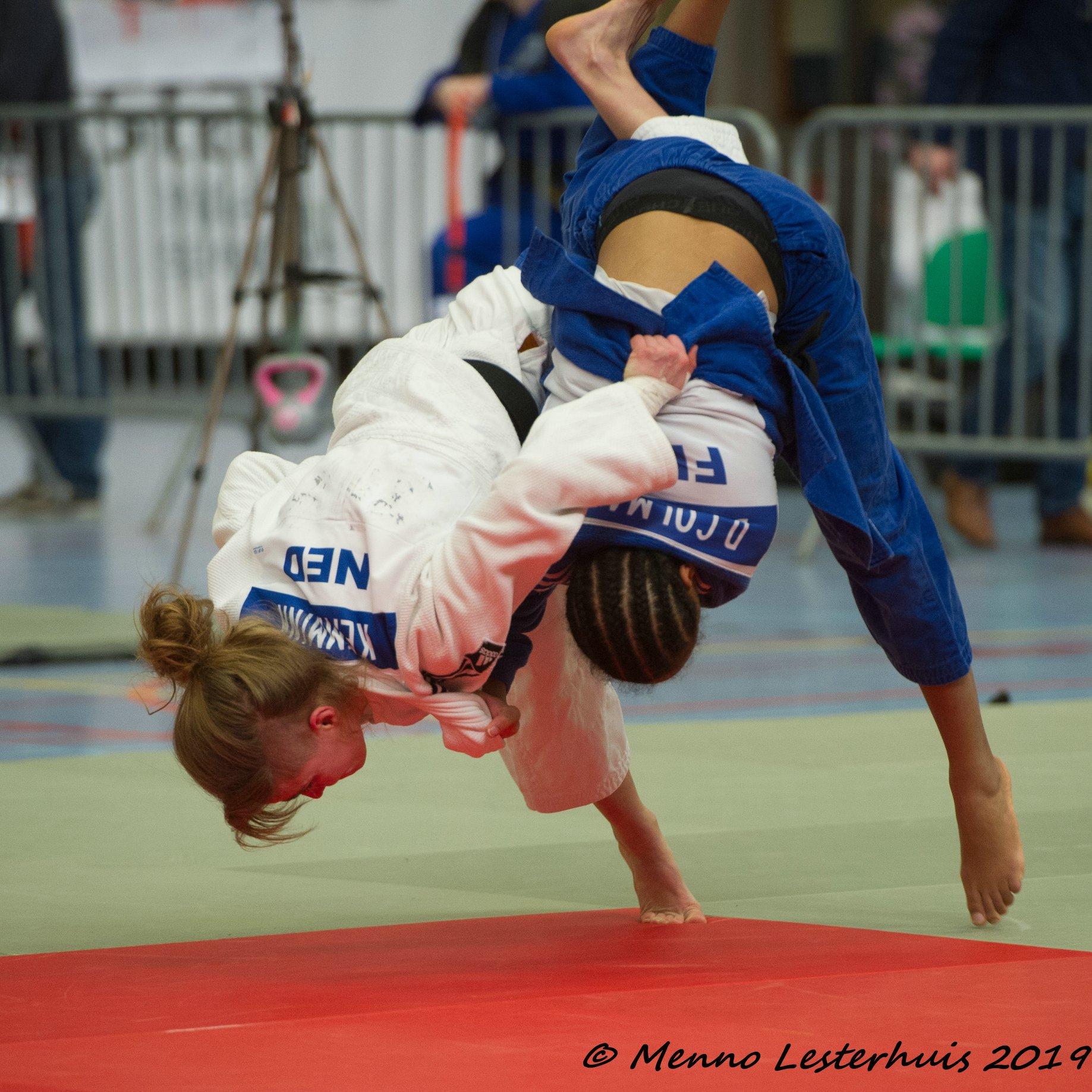 Uitgebreide fotoreportage Belgian Open Judo Women Herstal 2019