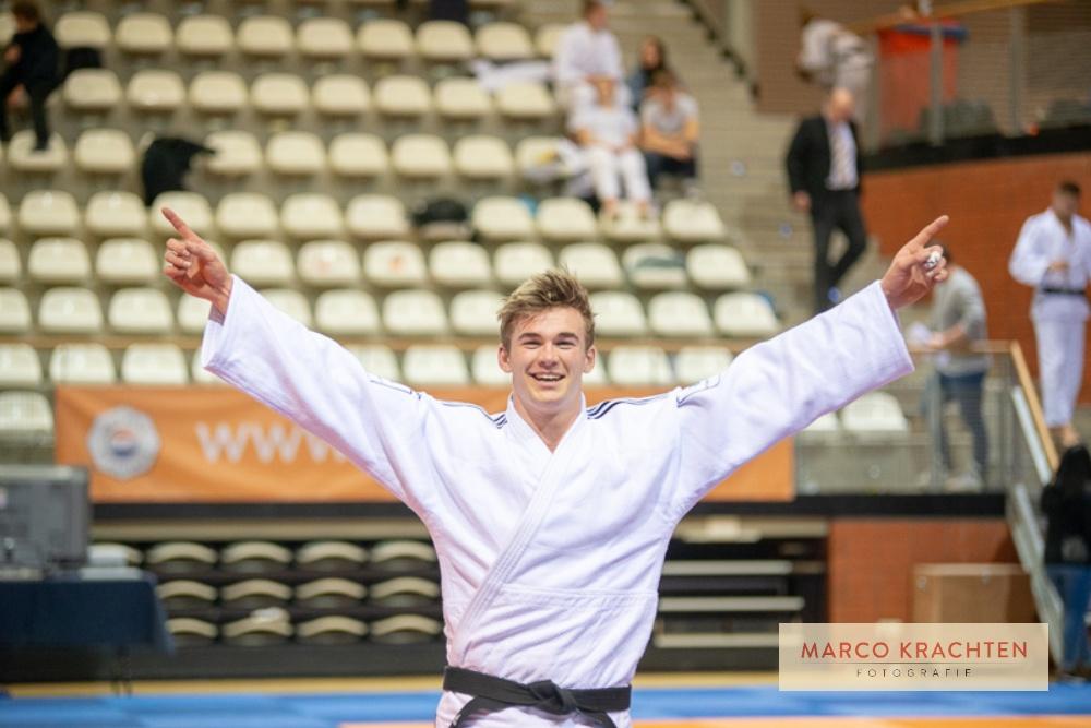 Uitgebreide fotoreportage Nederlands Kampioenschap Judo -21 2019