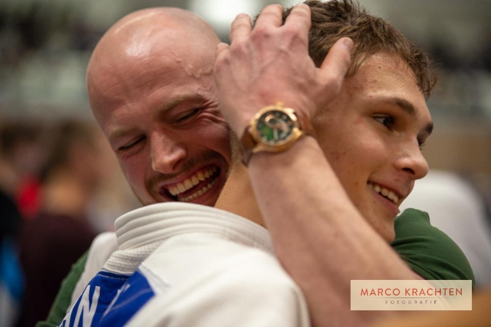 Uitgebreide fotoreportage Nederlands Kampioenschap Judo -18 2019