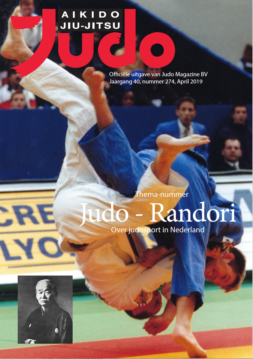 Gastblog Robbert van der Geest: Judo – Randori. Over judosport in Nederland