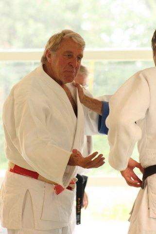 Willem Visser: Ontwikkelingsfasen in Judo
