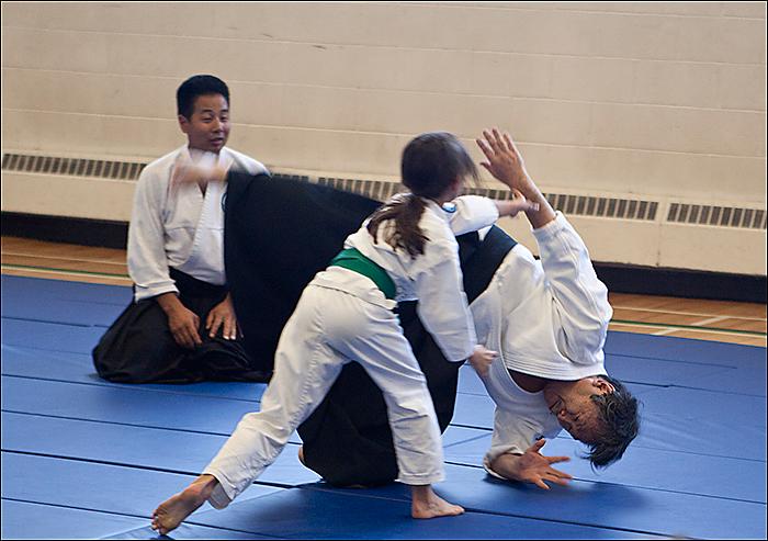 Aikido voor kinderen: krijgskunst voor weerbaarheid