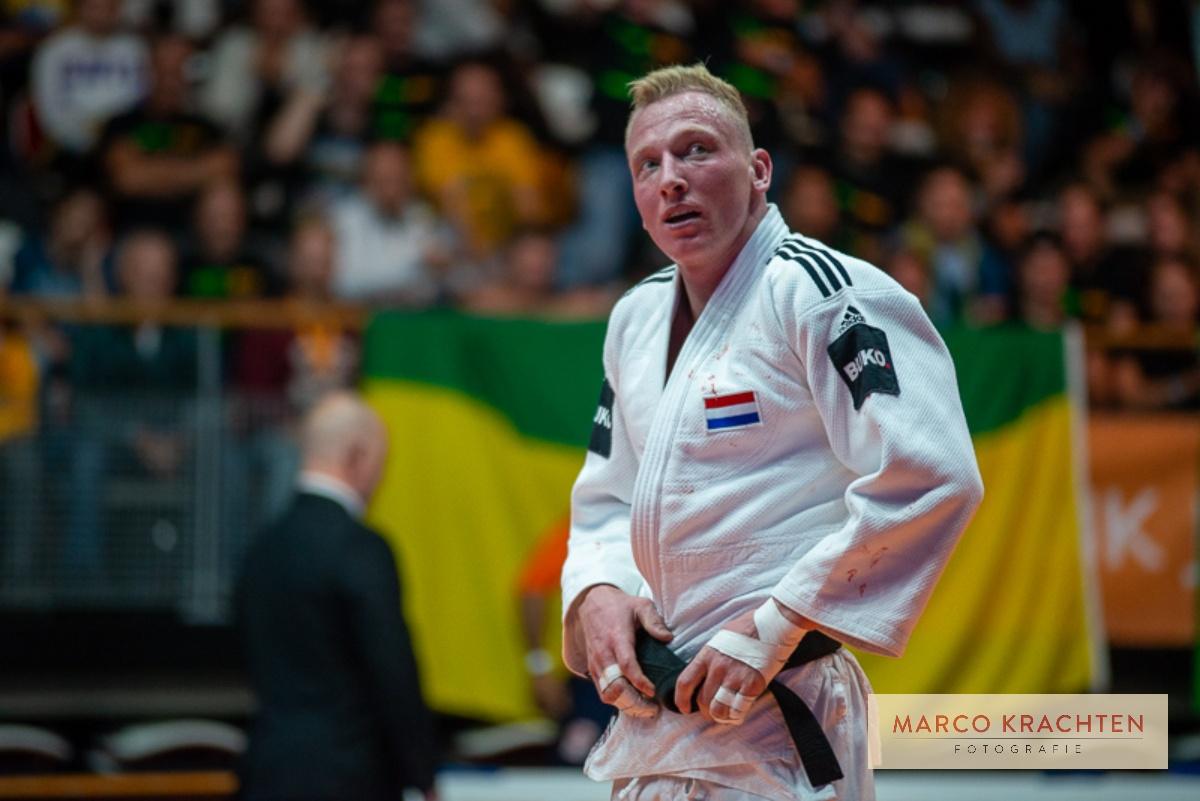 Uitgebreide fotoreportage Nederlands Kampioenschap Judo 2019