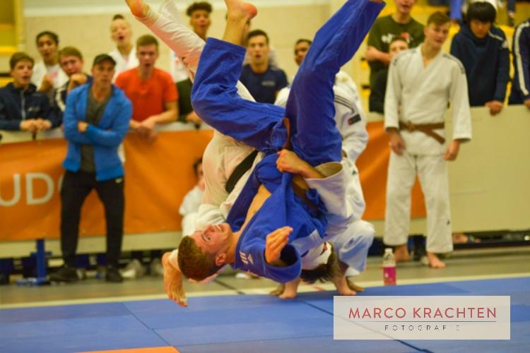 Uitgebreide fotoreportage NK Judo u18 2019 Almelo