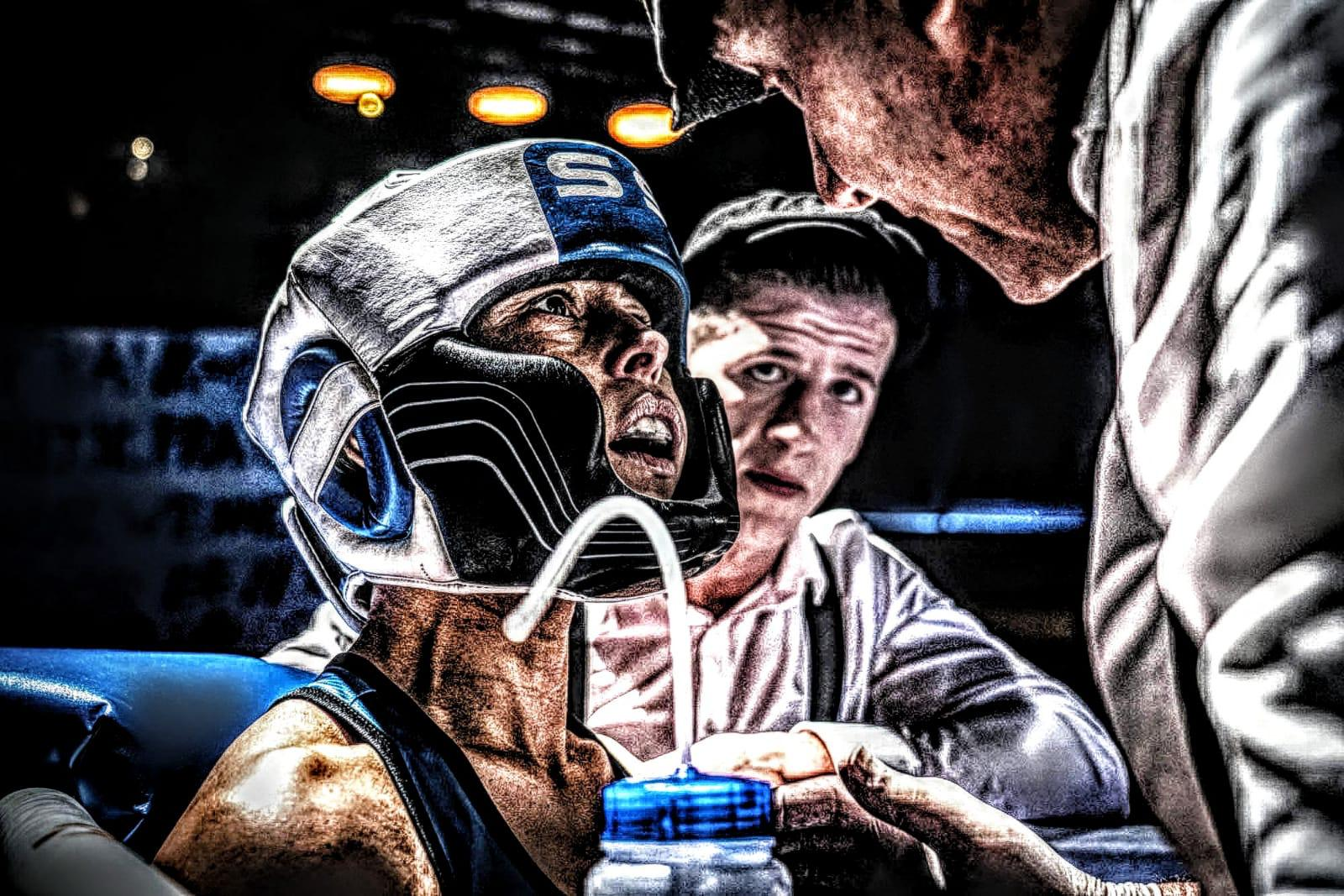 "Business Boxing Gala ""De Gimmertse Gladiatoren"" 2019; wat 'n uitdaging!"