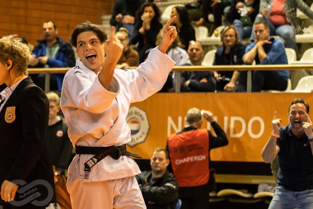 Fotoreportage Nederlandse Kampioenschappen Judo -21 2020