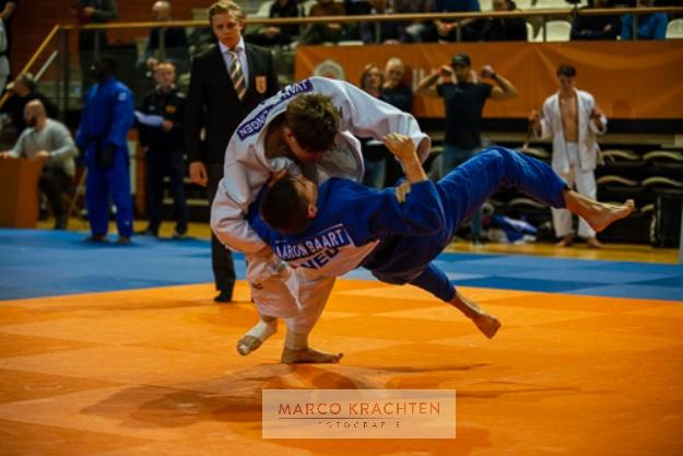 Uitgebreide fotoreportage NK Judo -21 Almere 2020