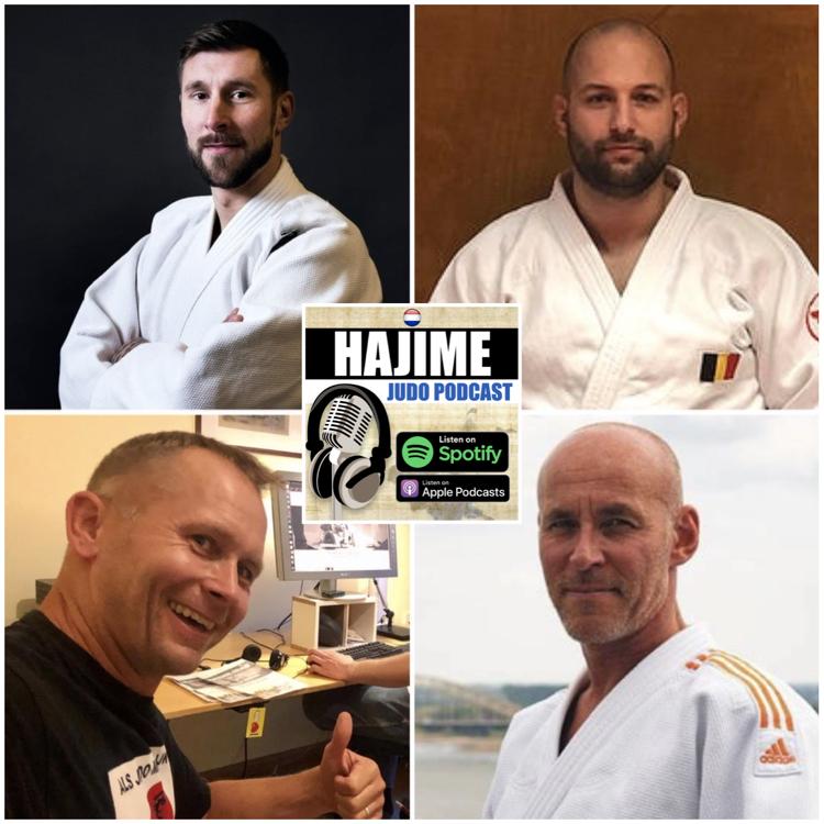 Hajime Judo Podcast 4 – Judo in Corona tijd / Terugblik Praag