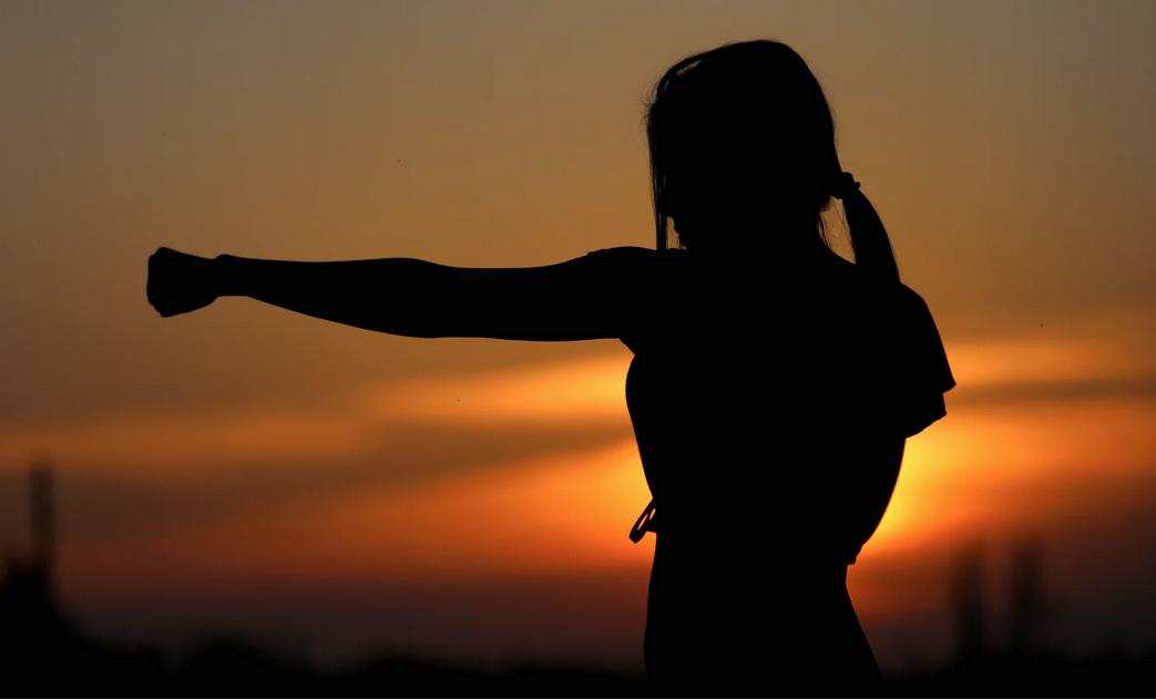 De fysica achter karate
