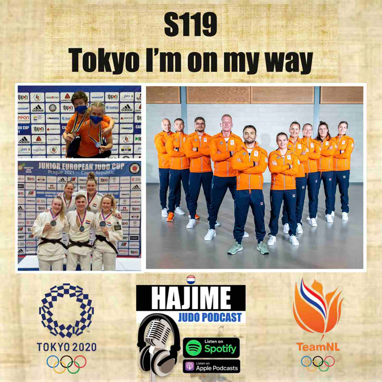 Aflevering 19 staat online. Veel aandacht voor de Spelen maar ook genoeg ander judo gebabbel.