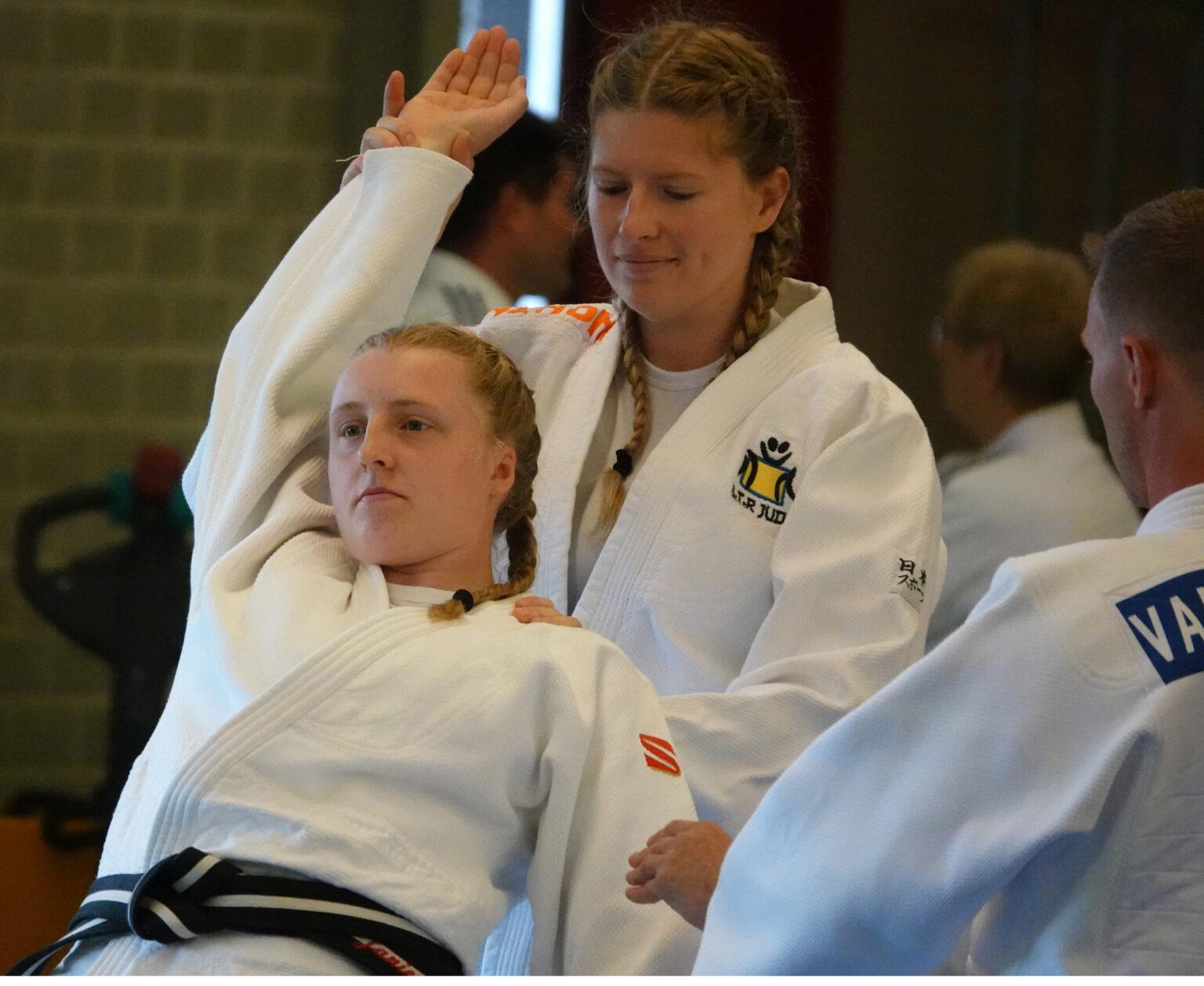 Kodokan Kata Cursus in Uithoorn