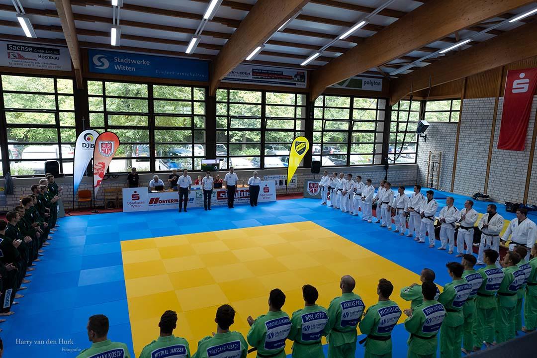 25-09-2021 Bundesliga Judo Witten-Annen (Foto's HuHaFoto)