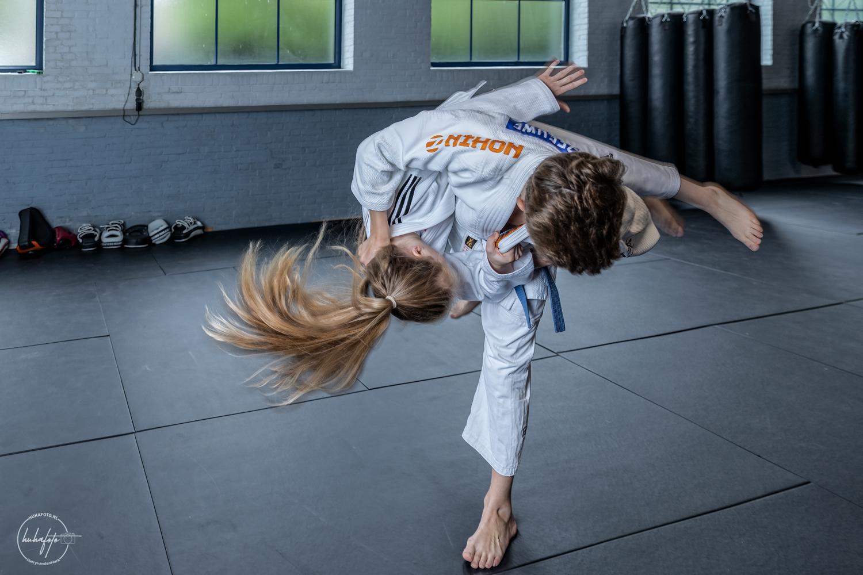 JUDO-RANDORI COMPETITIE  Nieuw platform wil judosport nieuw leven in blazen.